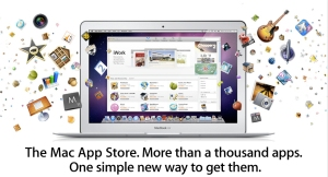 Apple's Mac App Store launch
