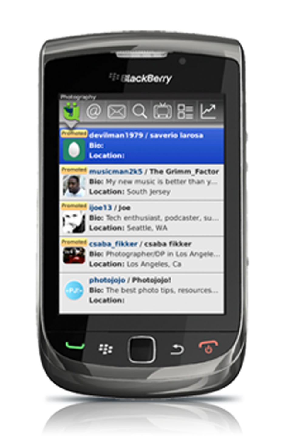 Download ubersocial for blackberry 10 – best free twitter client.