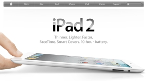 Apple iPad2 launch