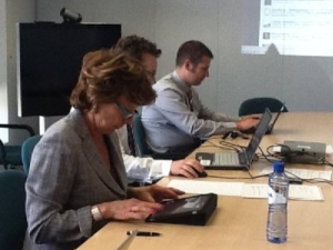 Neelie Kroes Digital Agenda tweet chat