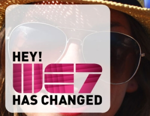 We7 changes