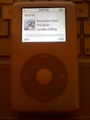 iPod - revolution rock