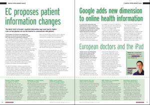 Pharma Market Europe Digital blog