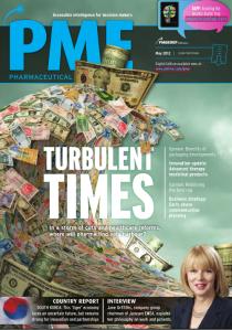 PME Pharmaceutical Market Europe May 2012