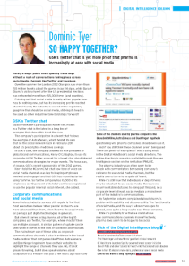 Digital Intelligence, PME December 2012