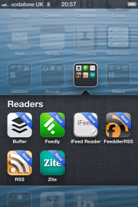 Google Reader RSS alternatives